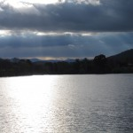 Lake Burley Griffin, Canberra, view from Commonwealth Park