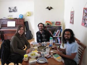 Breakfast in Canberra