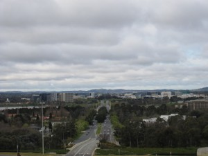 Canberra: View from Capital Hill