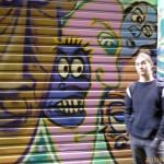 Melbourne Laneway's Graffiti