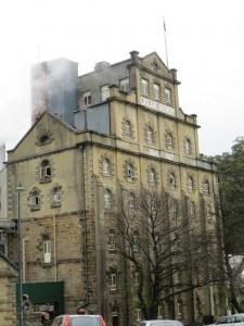 Cascades brewery close to Hobart