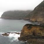 Remarkable cave close to Port Arthur