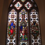 St John Baptist Church Window, Buckland, Tasmania