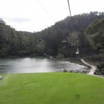 Chairlift Cataract Gorge