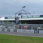 Phillip Island race track