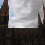 St. Patricks cathedral, Melbourne
