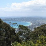 View from Arthur's Seat: Dromana, Frankston