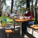 Breakfast at Arthur's Seat, Mornington Peninsula