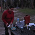 Easy camp cooking