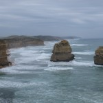 Twelve Apostles - leftmost two Apostles