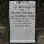 Loch Ard Cemetery no. 2