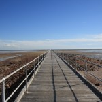 Port Germein - longest wooden jetty in the southern hemisphere at 1532 metres
