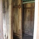 Farina Ruins Donkey Shower