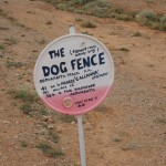 The Dog Fence, kindly illustrated by the Pink Roadhouse