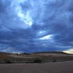 Sky over Coober Pedy