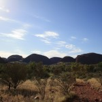 Bushland and mountain tops