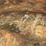 Anangu rock paintings
