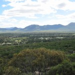 View from Wangara Lookout