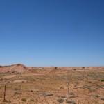 Cooper Pedy's landscape
