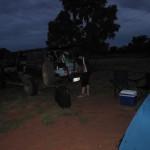Camping at Kulgera