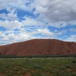 Uluru from another perspective - completely different