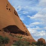 Uluru's cavities