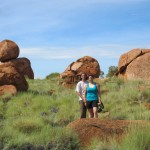 Sweetie and Cutie again and still with the Devils Marbles