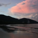 Sunset at Cape Tribulation