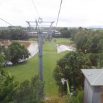 Kuranda Skyrail - just started