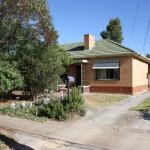 Sam's house in Adelaide