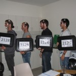 Are these criminals? No! Sleep experiment participants!