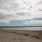 The beach at Tumby Bay
