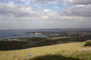 Port Lincoln from Winter Hill Lookout