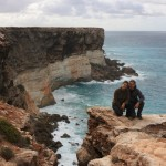 The beautiful Bunda Cliffs