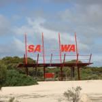 SA WA Border