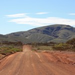 On the way to Karijini