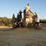 The Pinnacles - we were there! :)