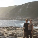 Couple of the week at Torndirrup National Park