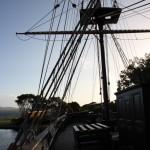 The brig Amity