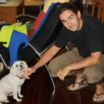Frank and doggy