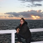 At the Busselton Jetty