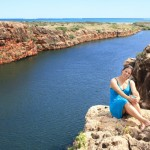 Cutie at Yardie Creek Gorge