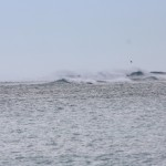 Waves breaking at the Ningaloo Reef
