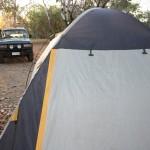 Campsite at Malabanjbanjdju