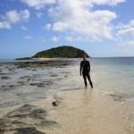 At Langford Island