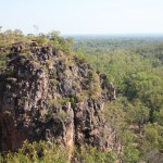 Tolmer Falls Lookout, Litchfield NP