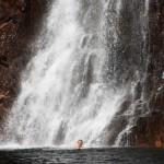 Cutie at Tjaynera Falls