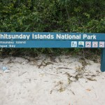 On Whitsunday Island itself