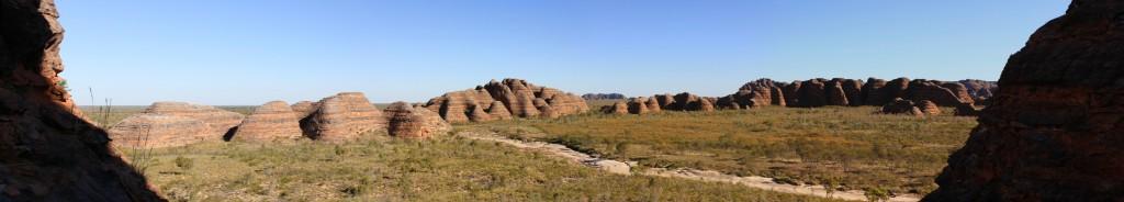 Bungles-Bungles panorama no. 2