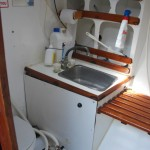 Marine toilets - not very spacious
